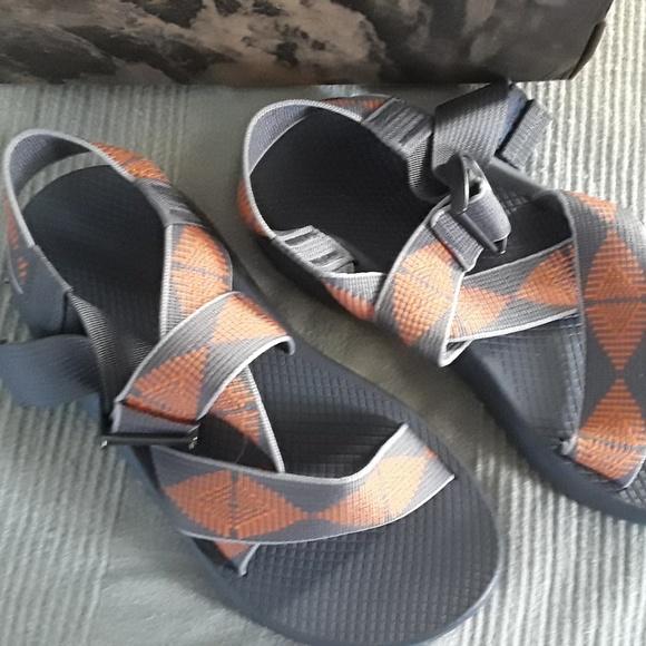 6dad590bd16 Chaco Mega Z Cloud Sandals